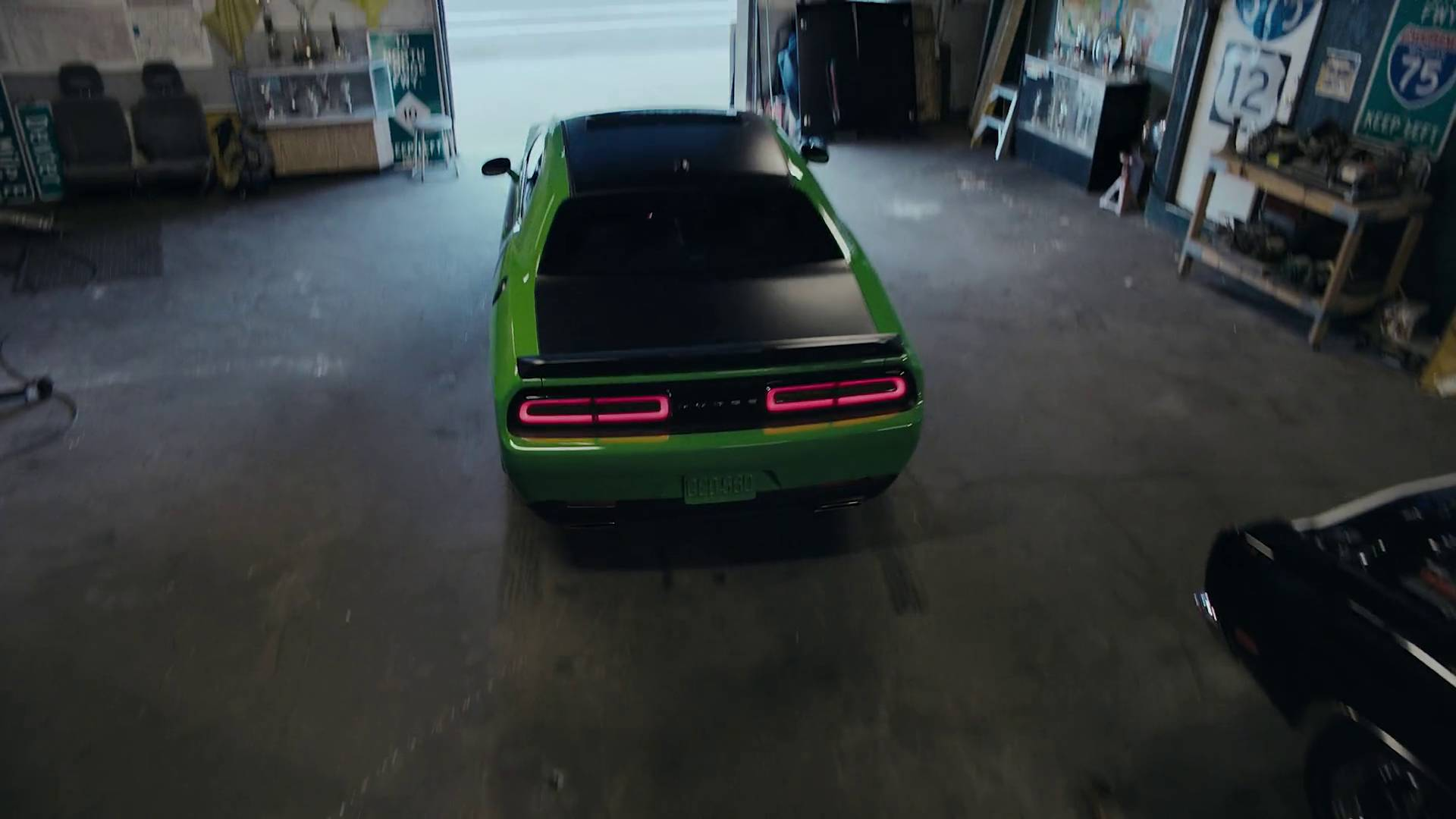 Brotherhood of Muscle Challenger TA