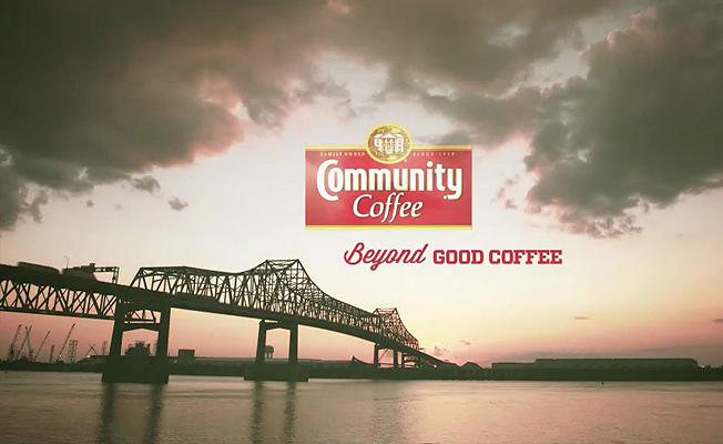 Community Coffee Beyond