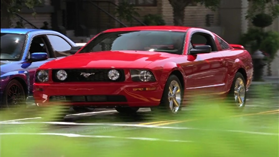 "FORD MUSTANG ""Challenge"""