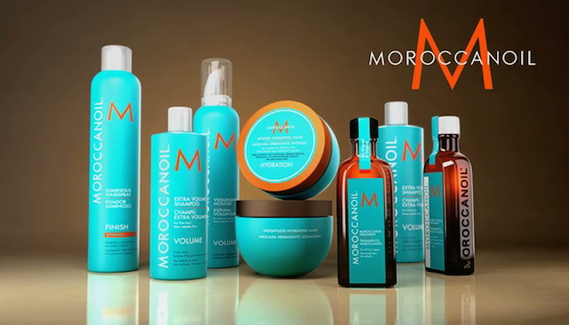 "Morroccanoil ""Volume and Shine"""