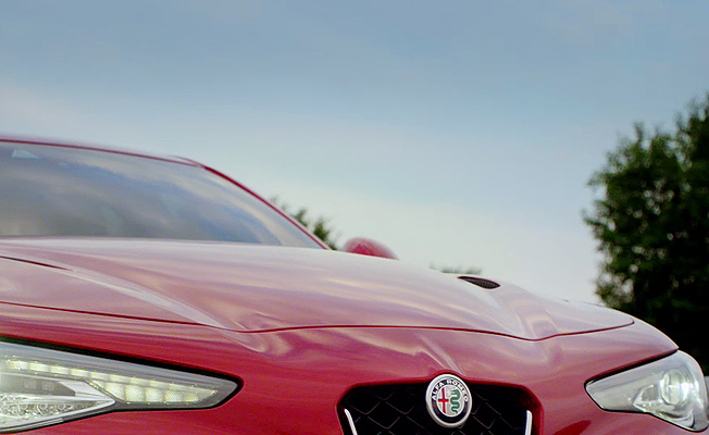 Alfa Romeo 'Predictable'