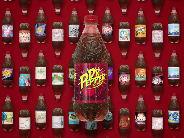 "Dr Pepper - ""Pick Your Pepper/Scene Spin"""