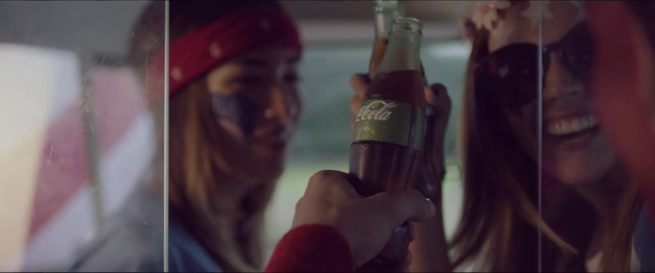 "Coca-Cola ""Taste The Feeling"""
