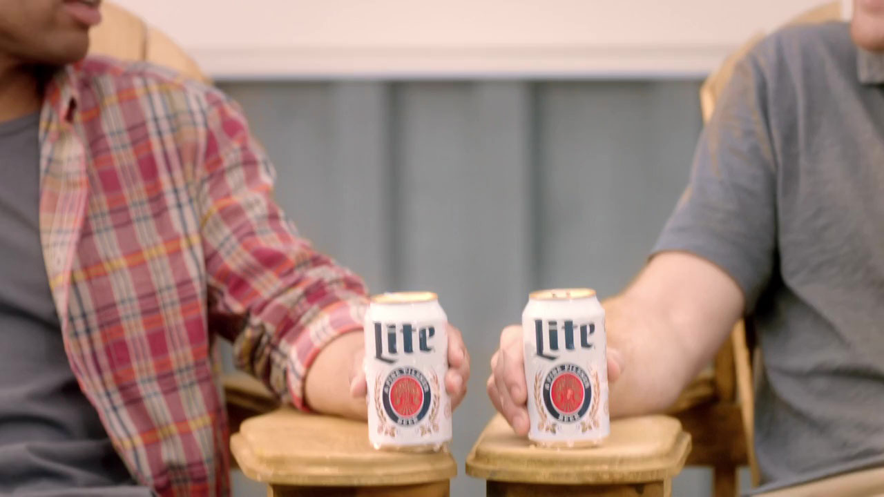 "Miller Lite ""Backyard"""