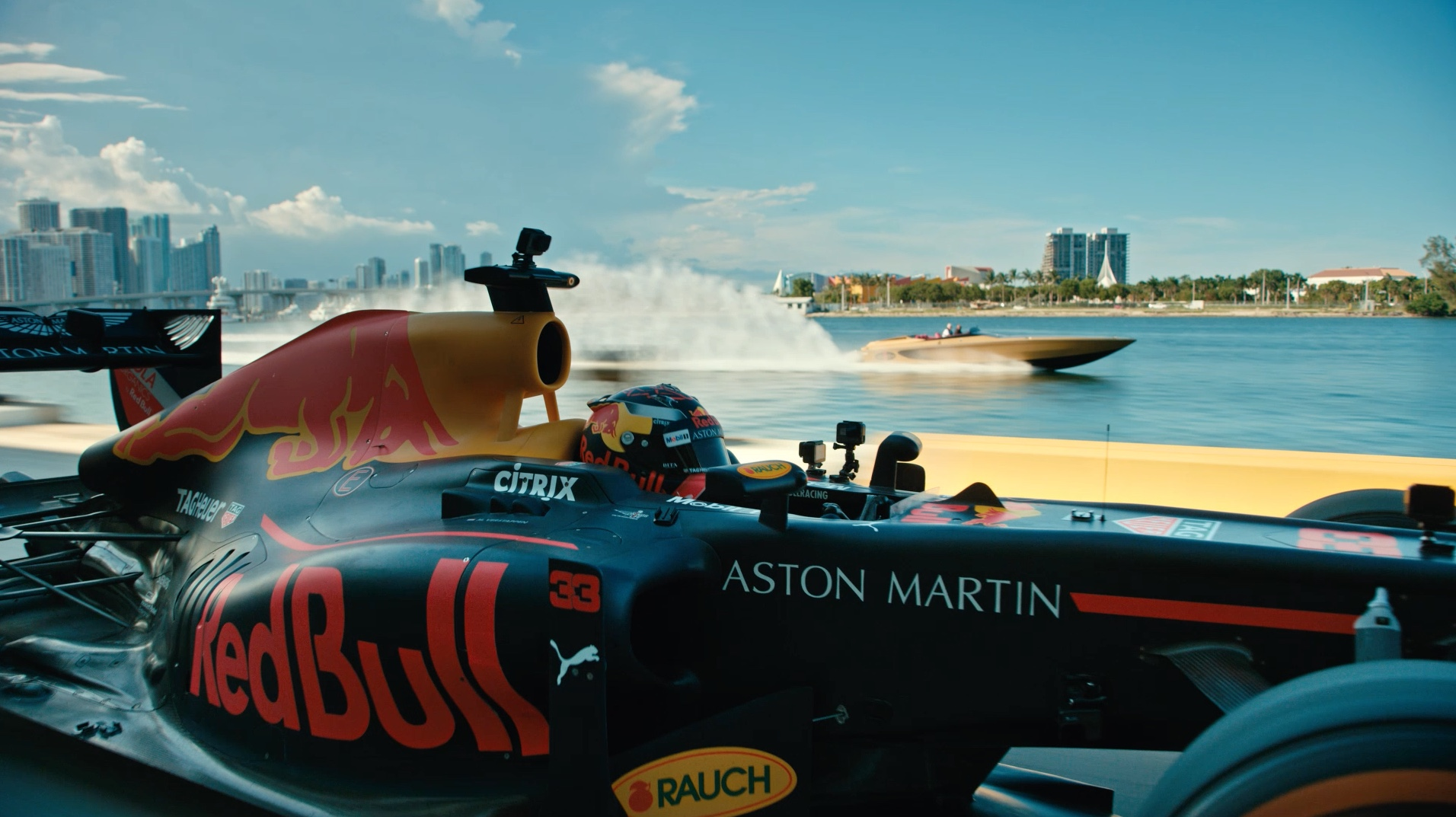 "Red Bull Racing ""F1 Road Trip Pt. II"""