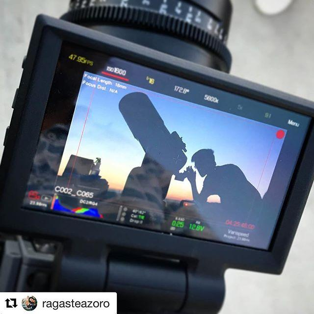 #Repost @ragasteazoro (@get_repost)  ・・・  Shooting this incredible Job for GM with the Director @ragasteazoro and Producer @caseyunterman , my self as the DP @edudp_ramirez #red @redcamerausers #dp #cinematography #cinematographer #myshootbts #dp #cinematographer #camera #cameracrew #losangeles.